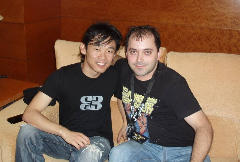 Cinemascomics entrevista a James Wan Insidious