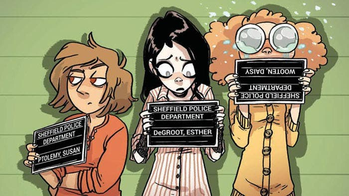 Giant Days (Fandogamia)