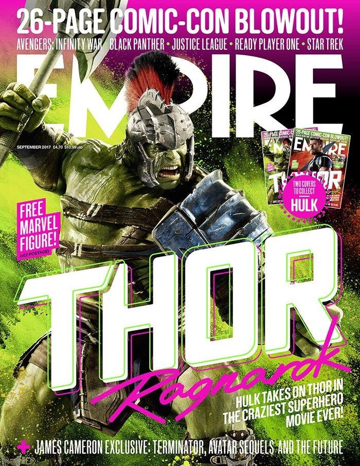 Hulk en Thor: Ragnarok (EMPIRE)
