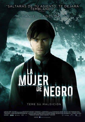 """Poster for the movie """"La mujer de negro"""""""