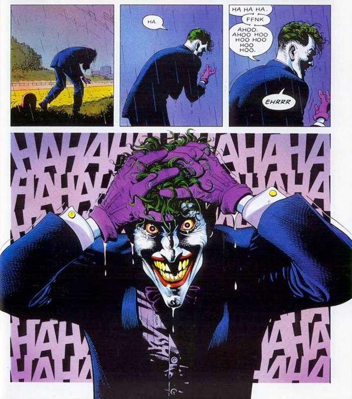 Joker Broma Asesina