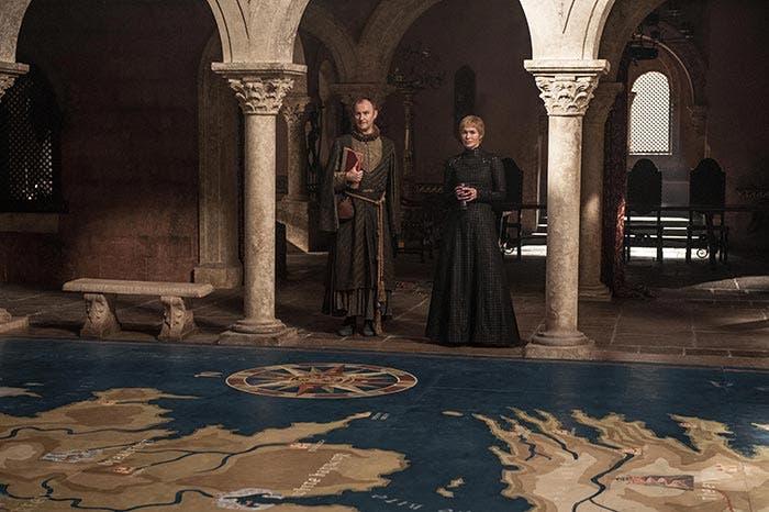Juego de Tronos 7x04 (Cersei)