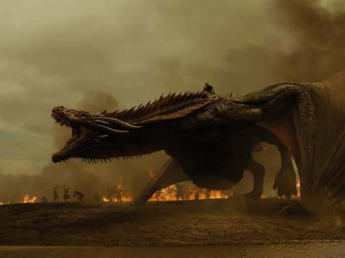 Juego de Tronos 7x04 (Daenerys)