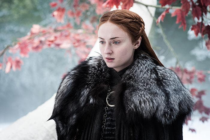 Juego de Tronos: Sophie Turner (Sansa Stark) se niega a aceptar el final