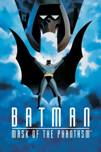 "Poster for the movie ""Batman: La máscara del fantasma"""