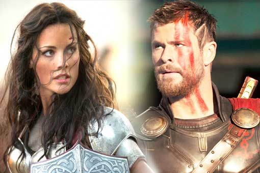 Lady Syf Thor: Ragnarok
