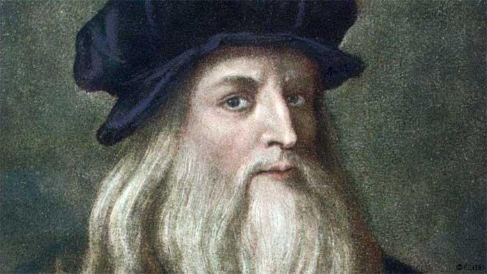 Leonardo DiCaprio - Leonardo da Vinci