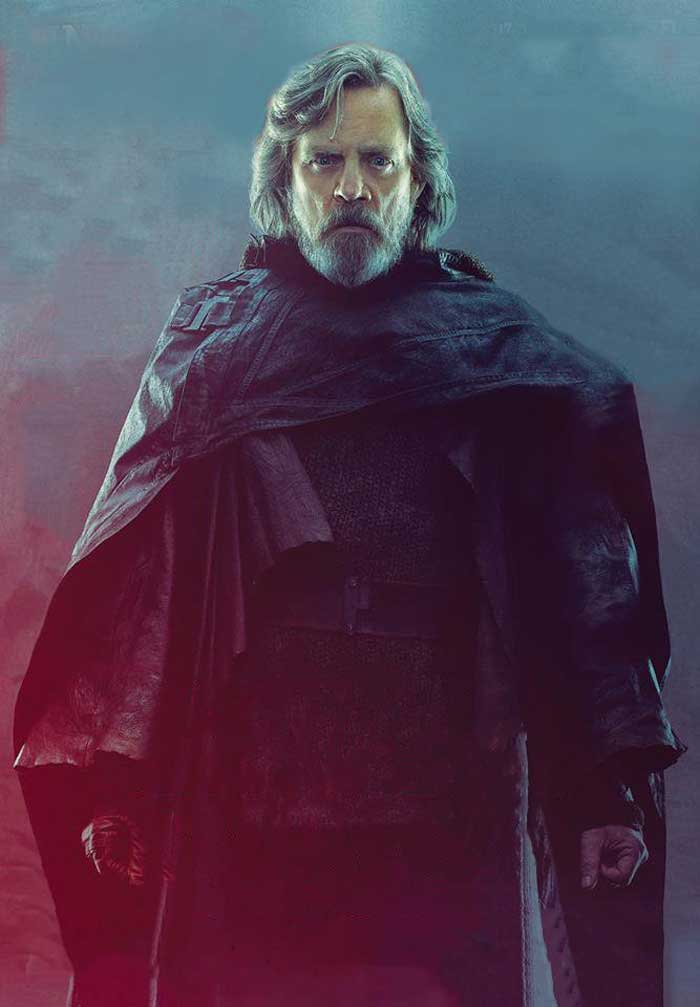 Luke Skywalker - Star Wars: Los últimos Jedi