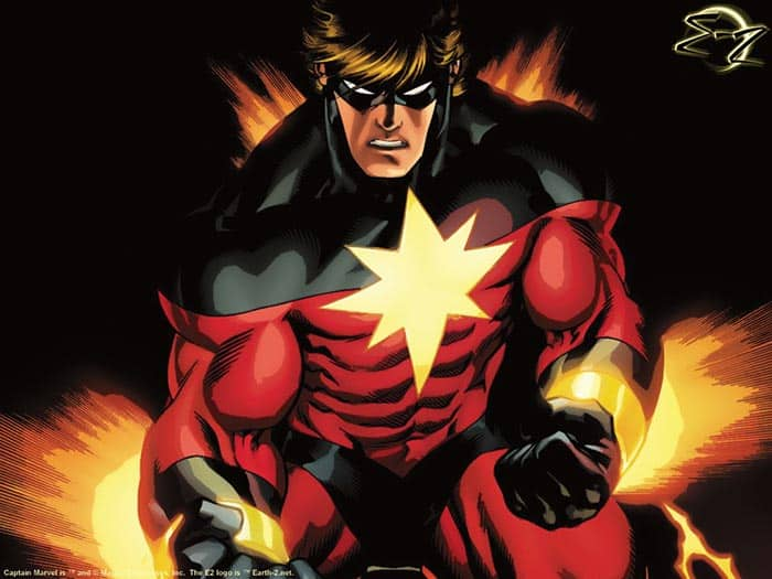Mar-Vell en Capitana Marvel