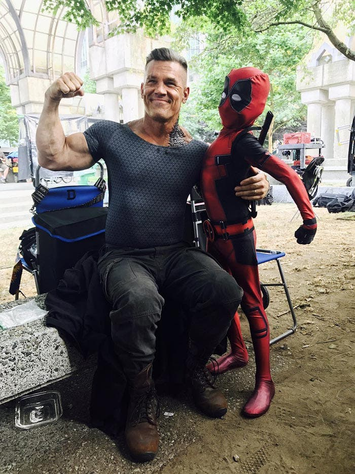 Mini-Deadpool en Deadpool 2