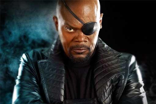 Samuel L. Jackson habla de Nick Fury en Capitán América: El soldado de invierno