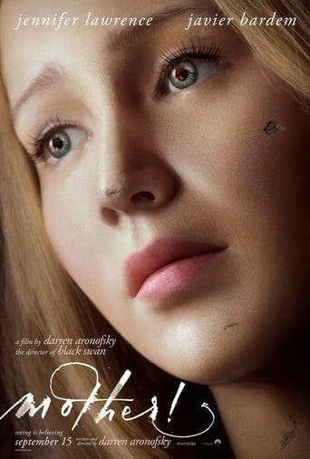 "Poster for the movie ""Mother!"""