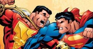 Superman y Shazam