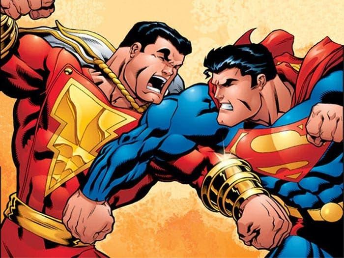 Shazam! tendrá re-grabaciones ¿Será el cameo de Superman?