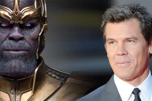 Thanos - Josh Brolin - Vengadores: Infinity War