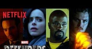 the defenders de Netflix