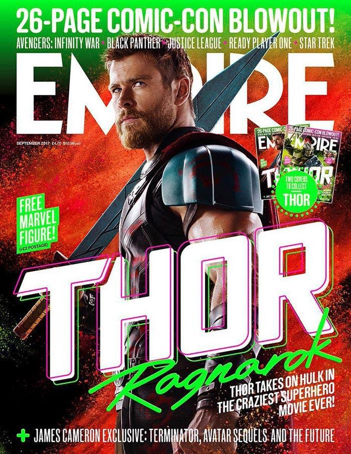 Thor en Thor: Ragnarok (EMPIRE)