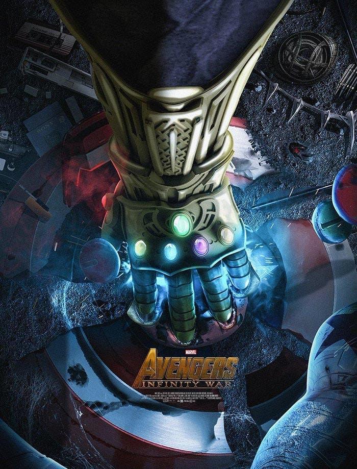Vengadores: Infinity War (2018) es la película más larga del MCU