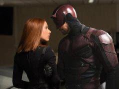 Viuda Negra en Daredevil (Netflix)