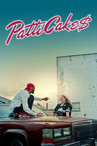 """Poster for the movie """"Patti Cake$"""""""