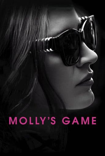 """Poster for the movie """"Molly's Game"""""""