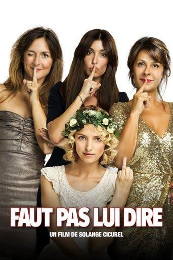 "Poster for the movie ""Entre ellas"""