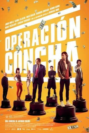 """Poster for the movie """"Operación concha"""""""
