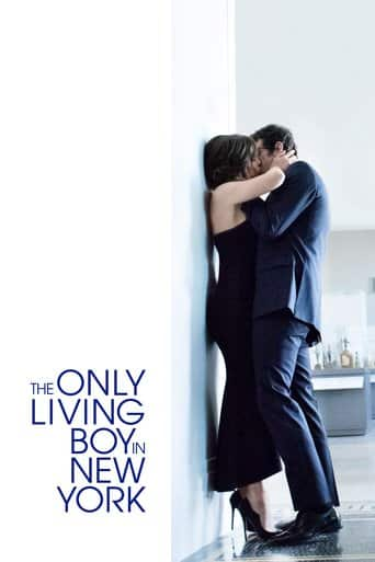 "Poster for the movie ""The Only Living Boy in New York"""