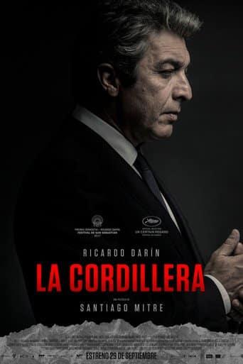 """Poster for the movie """"La cordillera"""""""