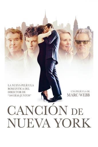 """Poster for the movie """"Canción de Nueva York"""""""