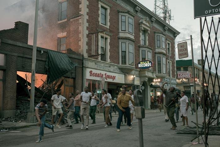 Disturbios de Detroit