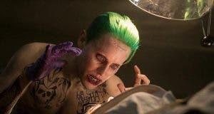 Joker de Jared Leto en Escuadrón Suicida (2016)