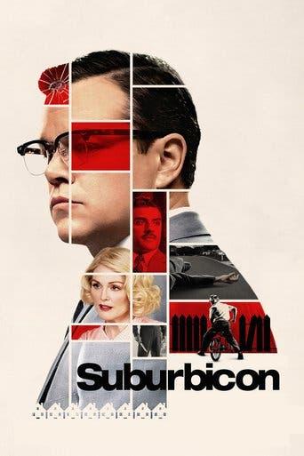 "Poster for the movie ""Suburbicon"""