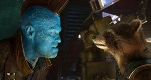 Aleta de Yondu en Guardianes de la Galaxia Vol. 2