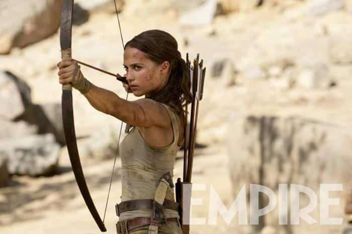 Alicia Vikander es Lara Croft en Tomb Raider (2018)