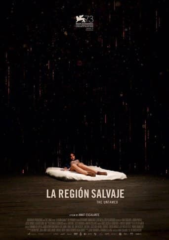Póster de La región salvaje