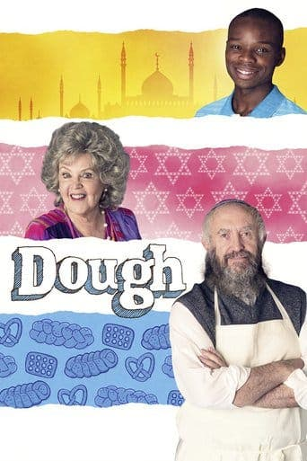 """Poster for the movie """"Dough"""""""