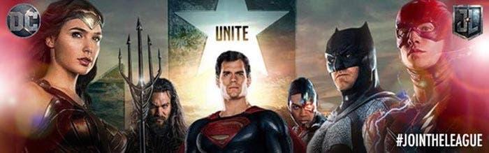 Banner de la Liga de la Justicia (2017)