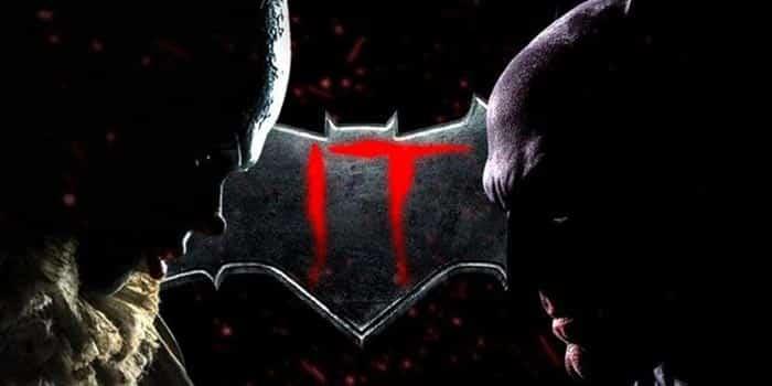 Batman vs Pennywise (IT)