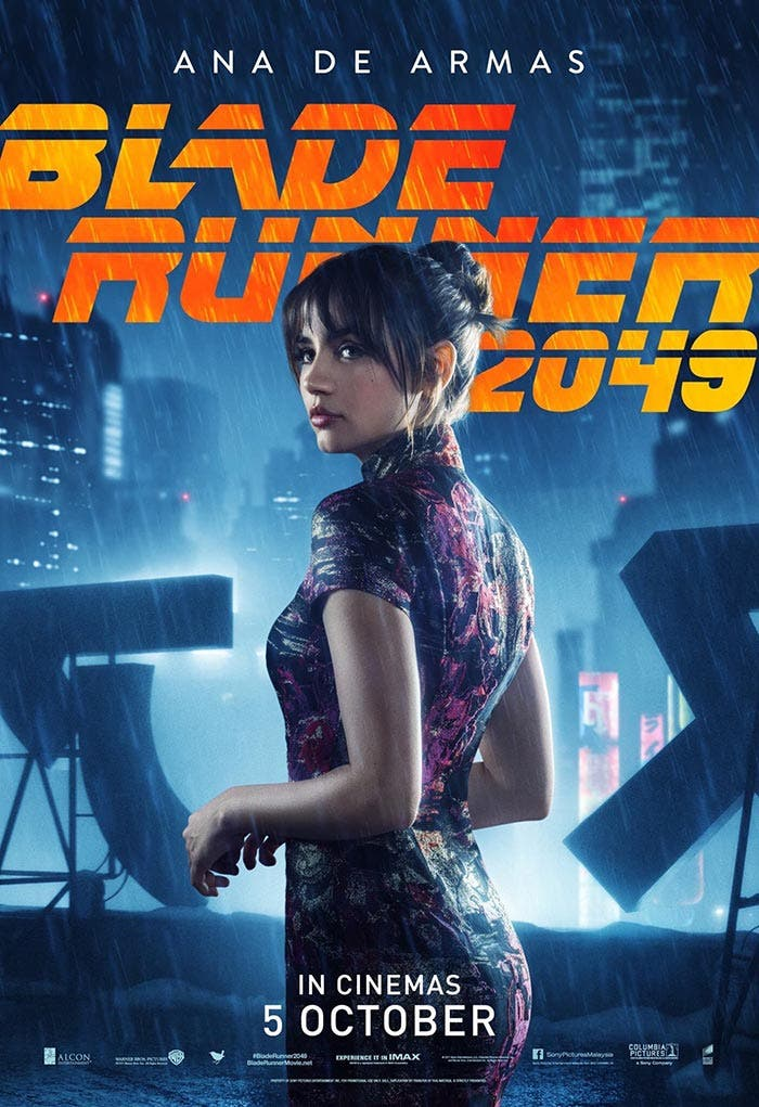Blade Runner 2049 - Ana de Armas