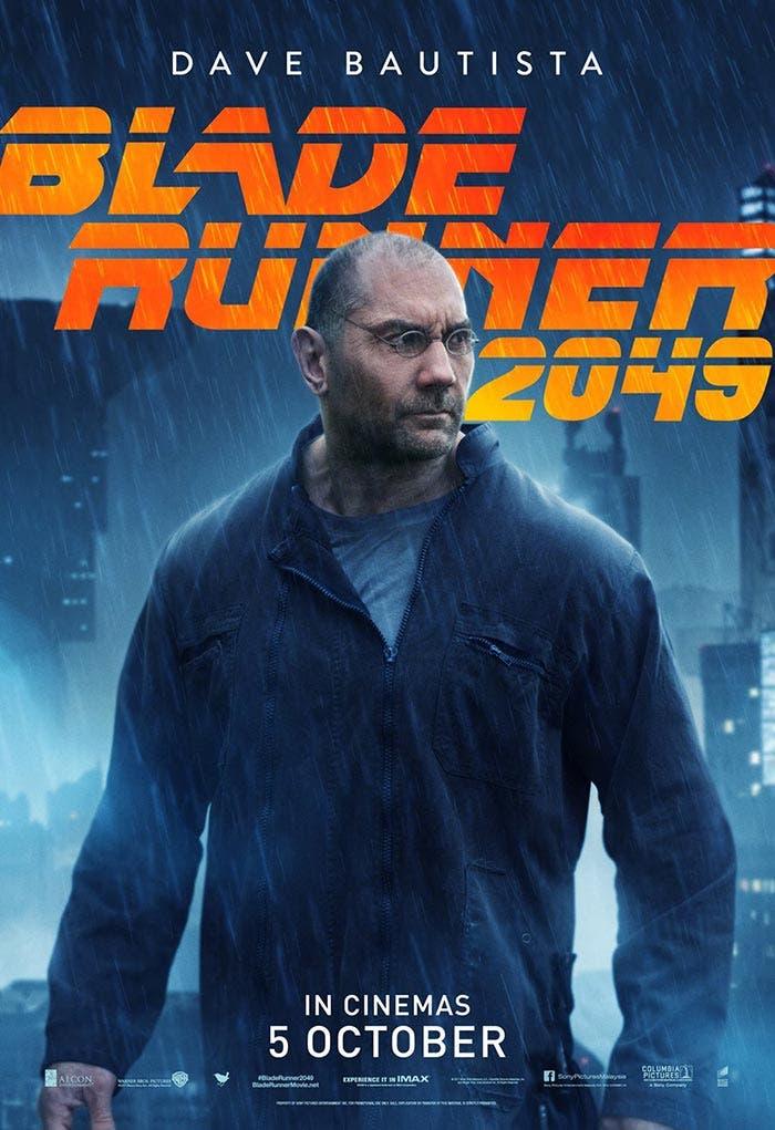 Blade Runner 2049 - Dave Bautista