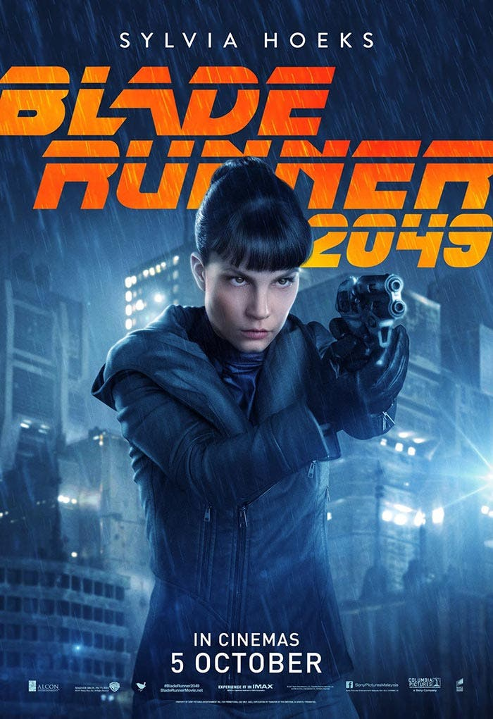 Blade Runner 2049 - Sylvia Hoeks