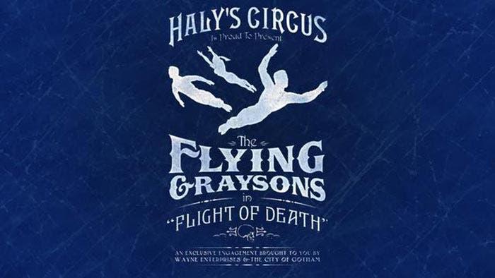 Circo Haly en Nightwing