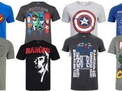 Comprar camisetas frikis