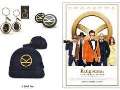 Concurso de Kingsman: El Círculo de Oro