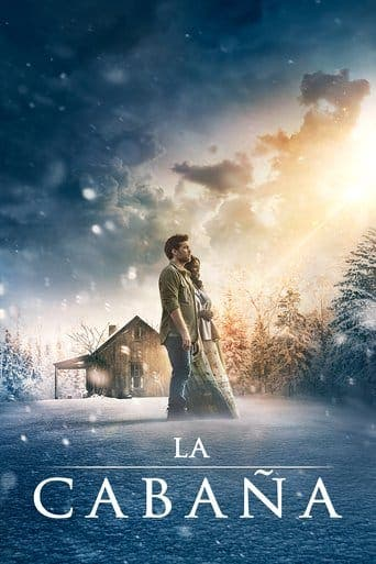 """Poster for the movie """"La cabaña"""""""