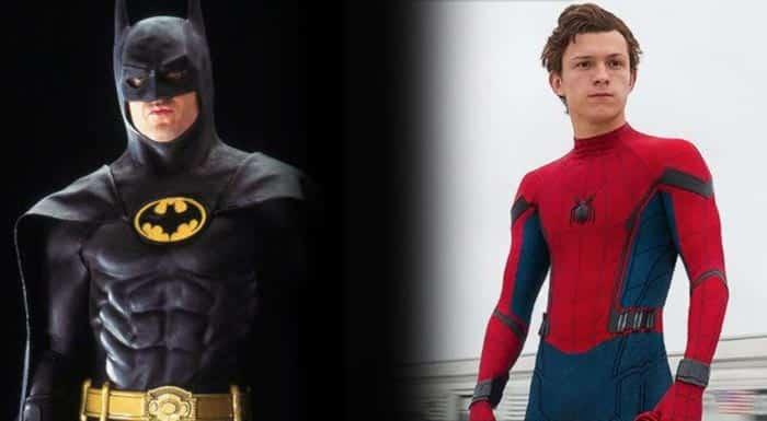 Easter egg de Batman en Spider-Man: Homecoming (2017)