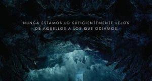 """Poster for the movie """"La piel fría"""""""