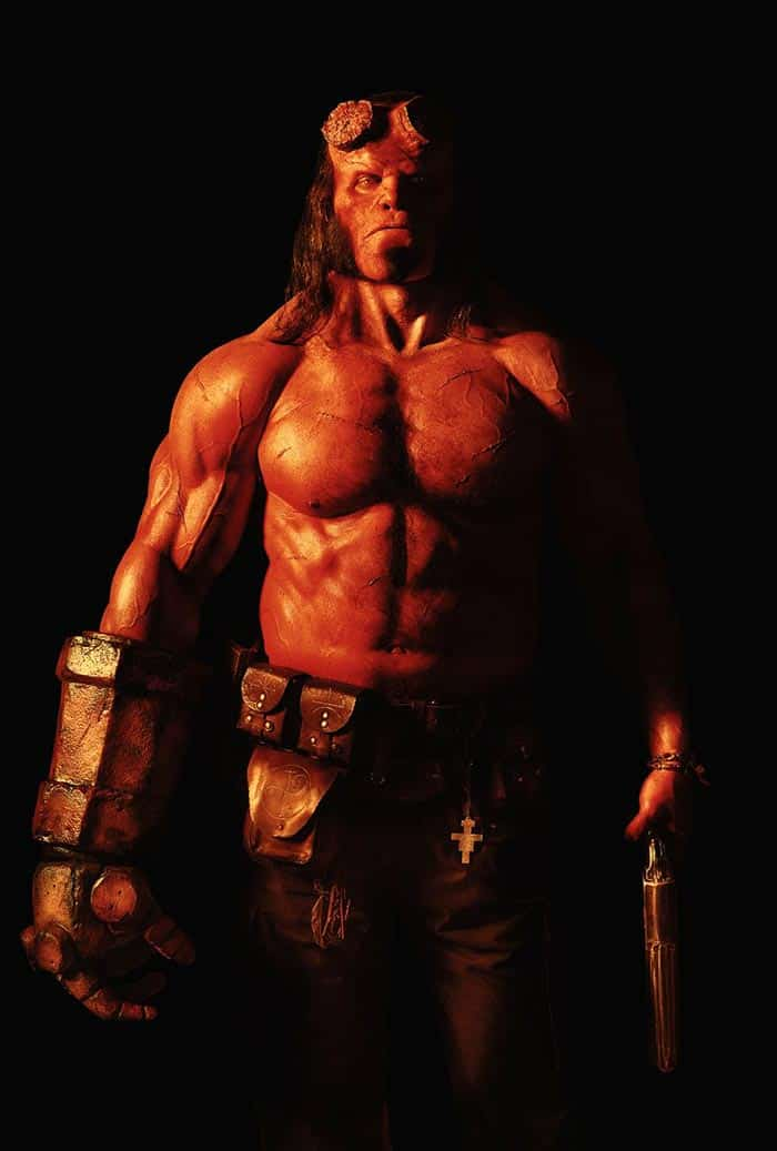 Hellboy (David Harbour)