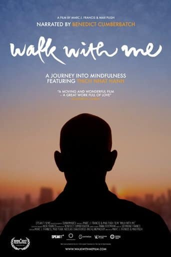 """Poster for the movie """"Walk with Me"""""""